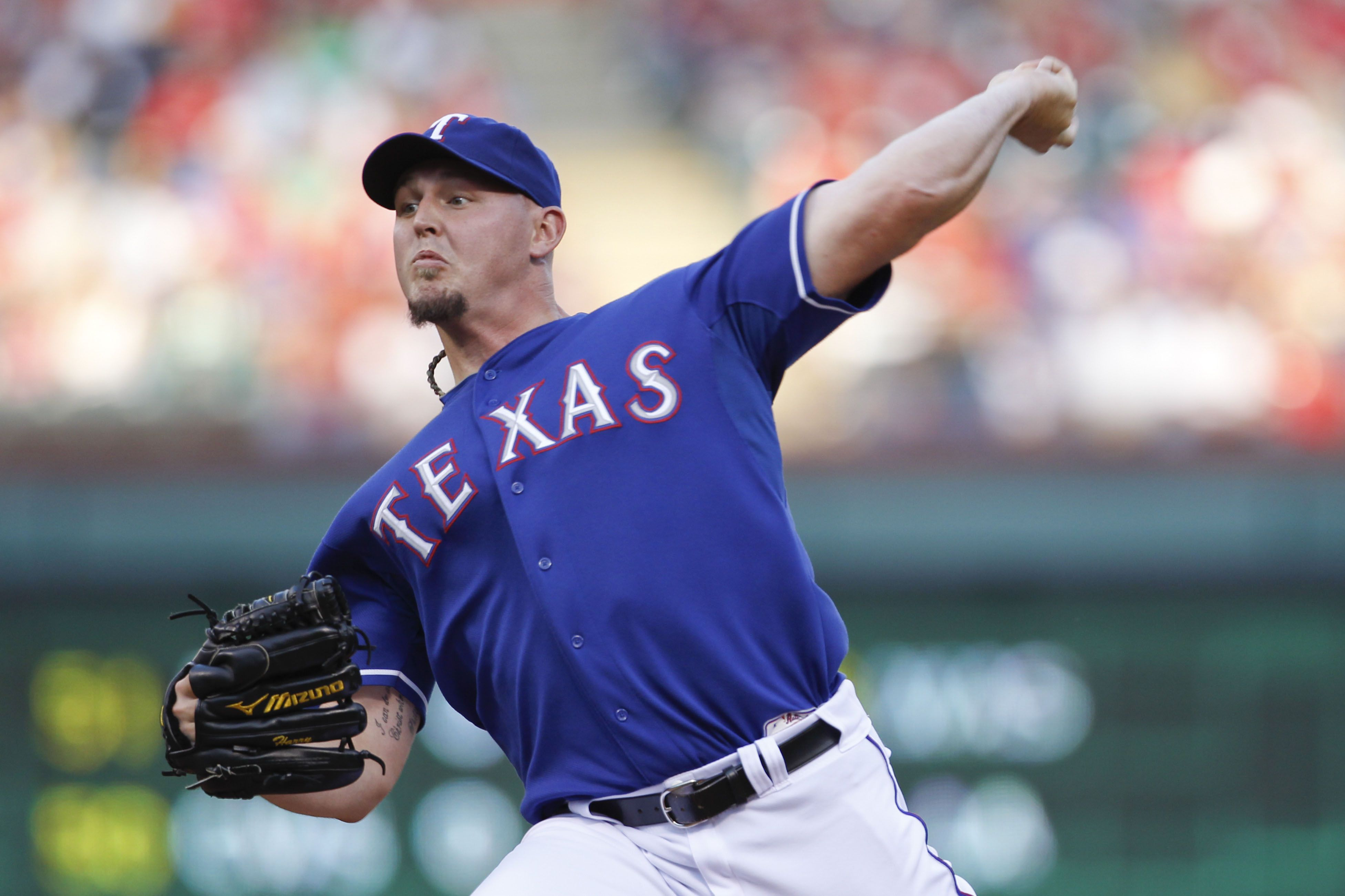 Texas Rangers Hd Wallpaper