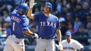 Texas Rangers Full Hd