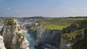 The Cliffs Of Etretat Images