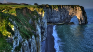 The Cliffs Of Etretat Photos