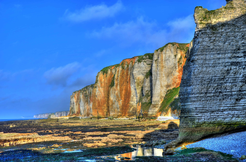 The Cliffs Of Etretat Pictures