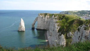 The Cliffs Of Etretat For Desktop