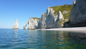 The Cliffs Of Etretat Full Hd