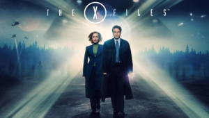The X Files Background