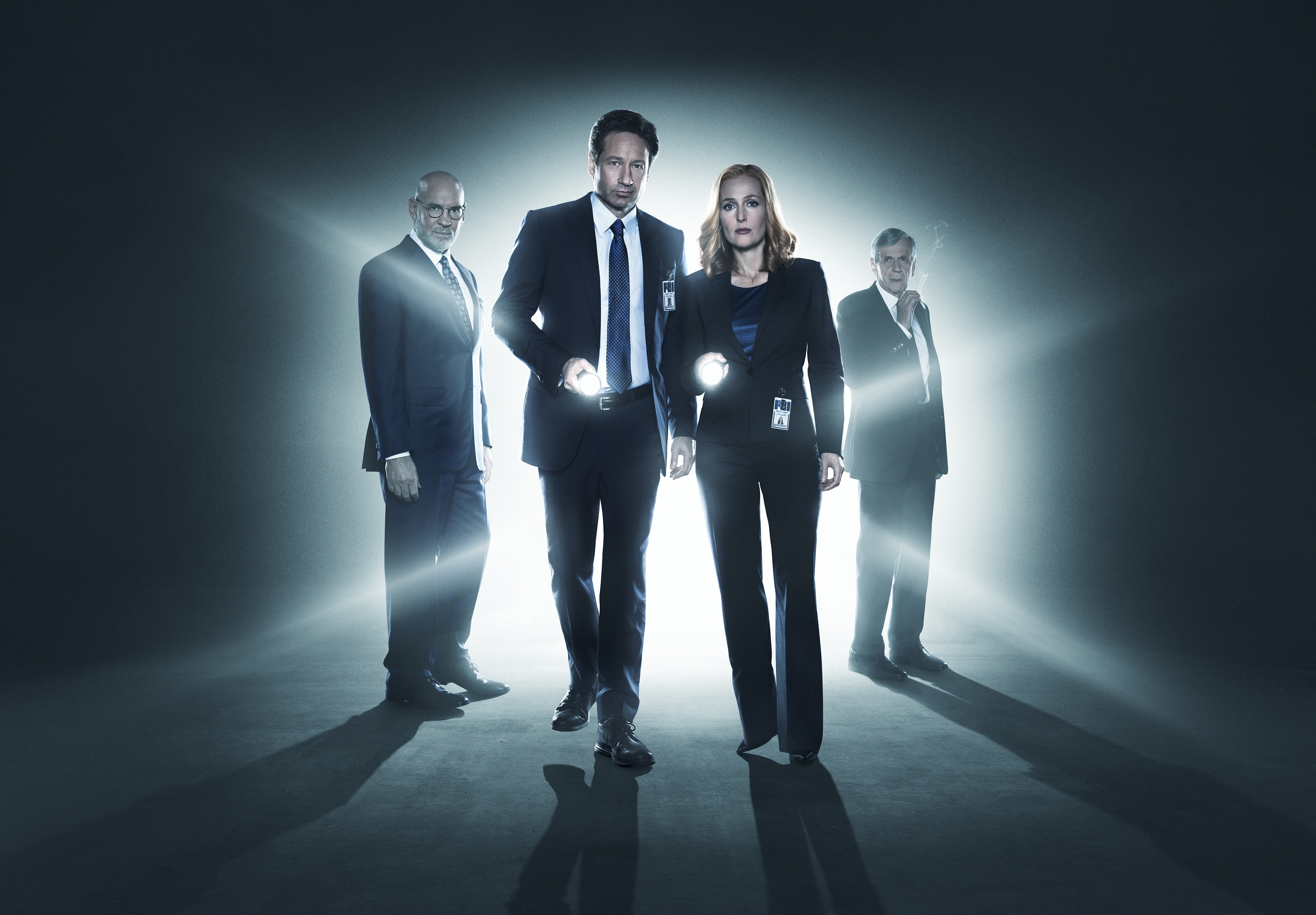 The X Files Hd Background