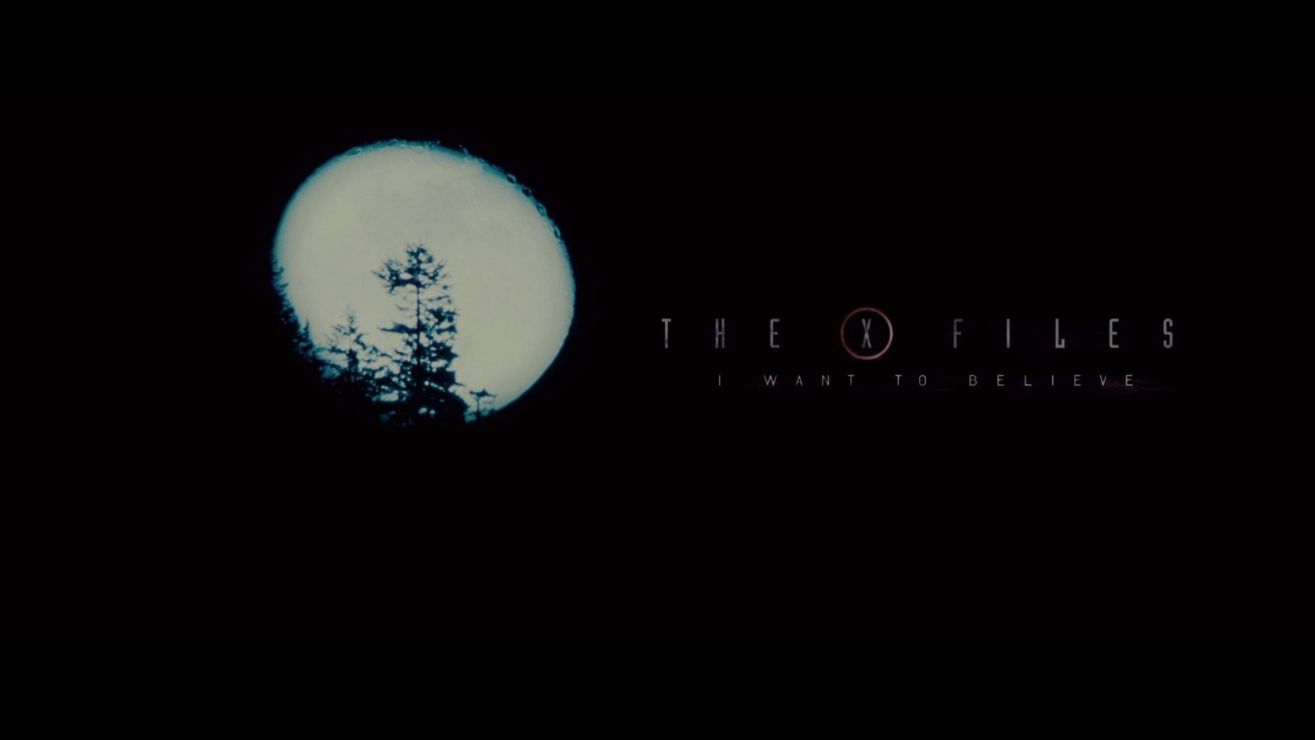 The X Files Widescreen