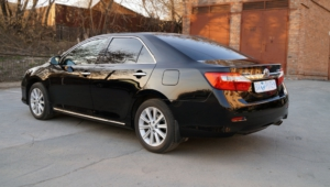 Toyota Camry Hd Wallpaper