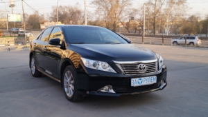 Toyota Camry Wallpapers Hd