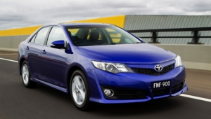 Toyota Camry Full Hd