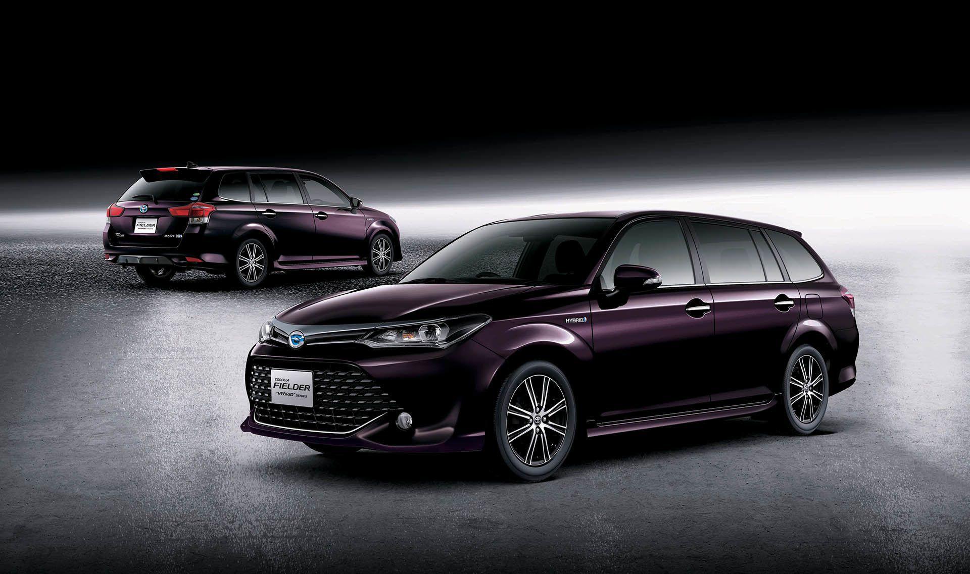 Toyota Corolla Desktop