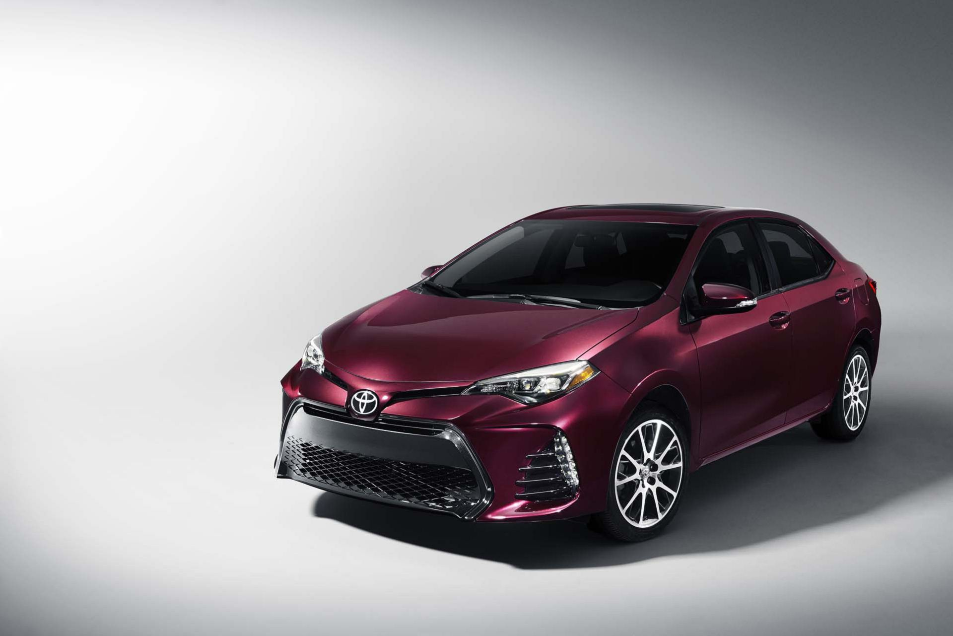 Toyota Corolla High Definition Wallpapers