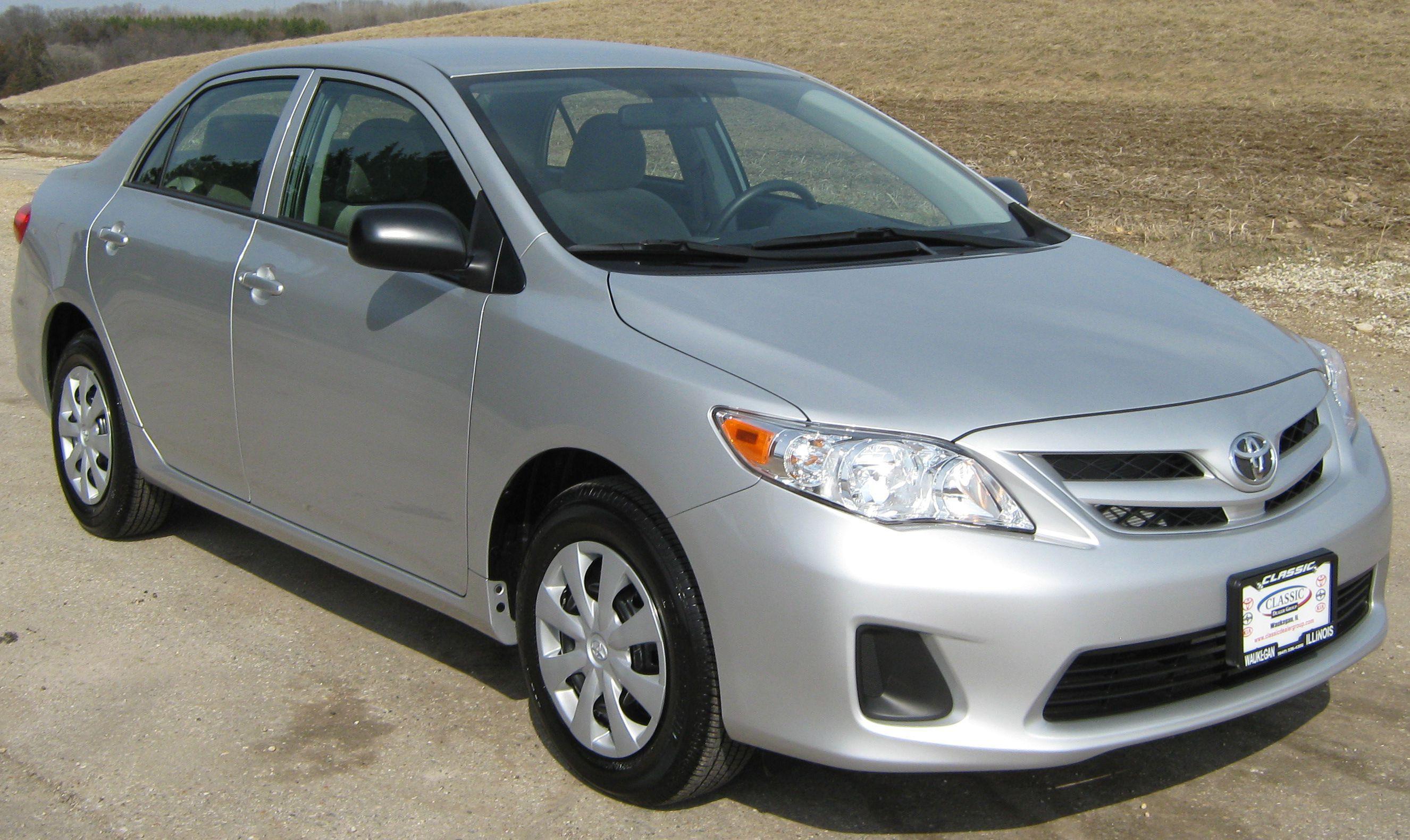 Toyota Corolla Photos