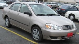 Toyota Corolla Pictures