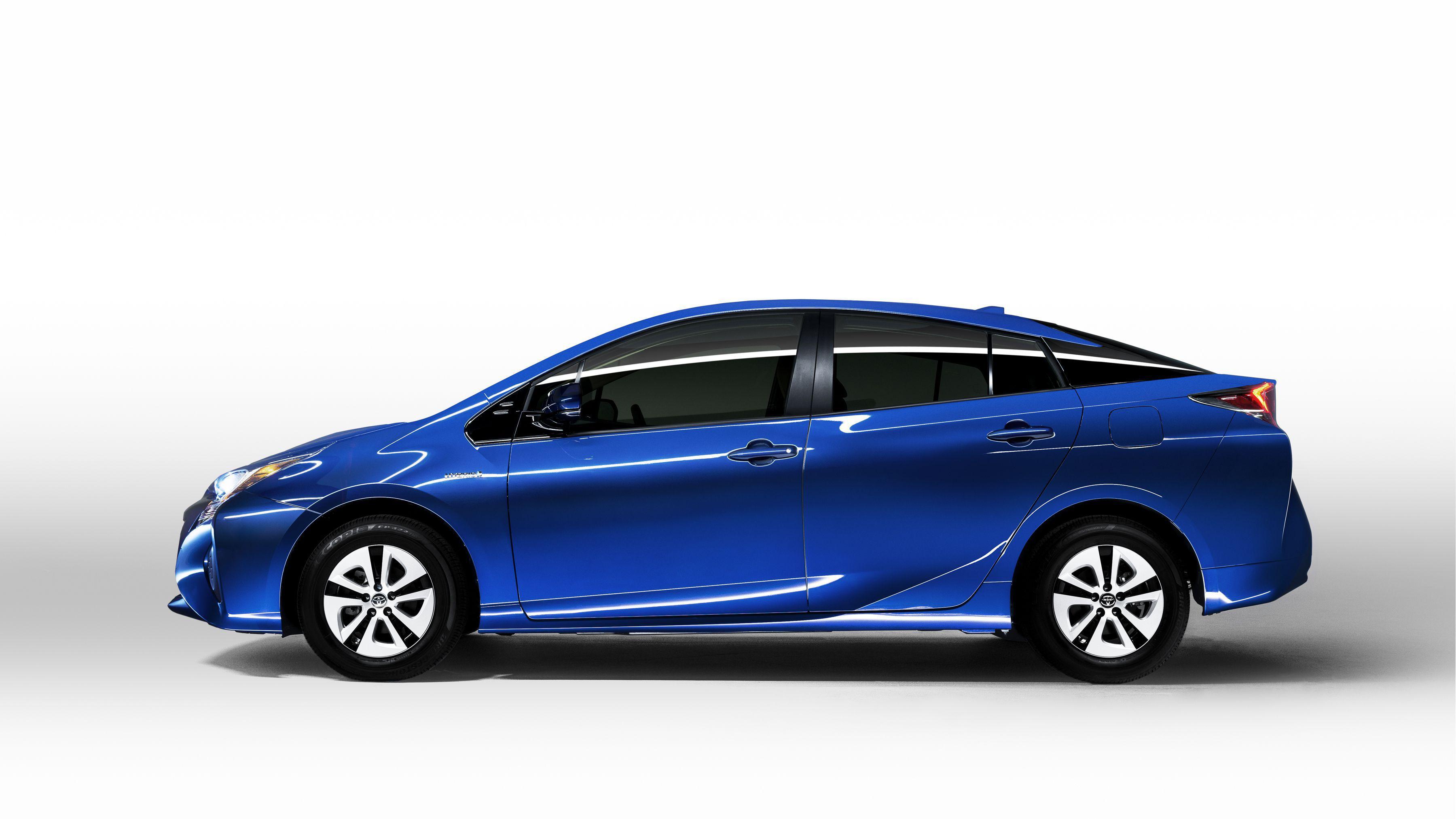 Toyota Prius High Definition