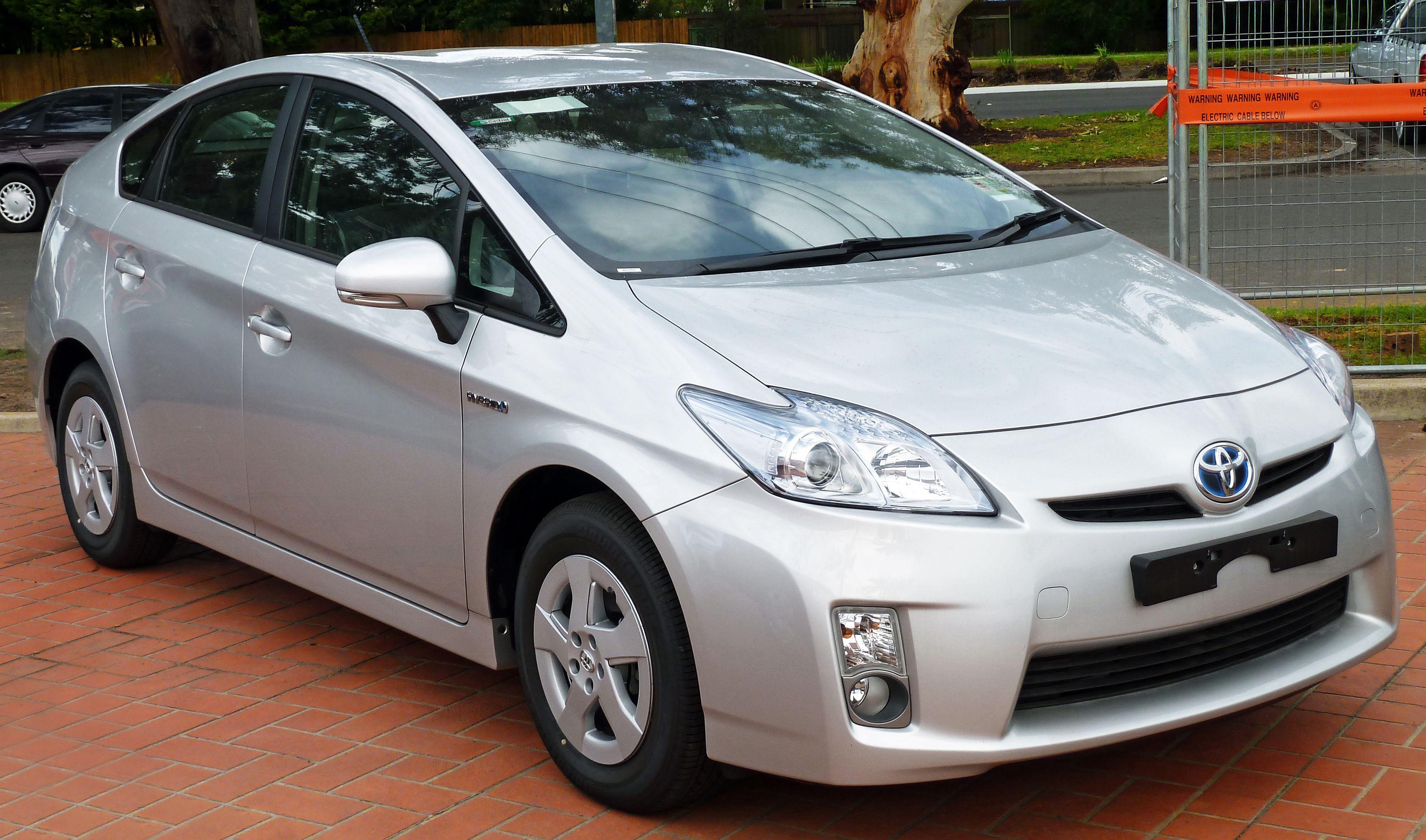 Toyota Prius Wallpaper