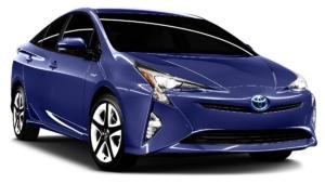 Toyota Prius For Desktop