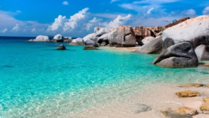 Turquoise Sea Desktop
