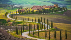 Tuscany Hd Wallpaper