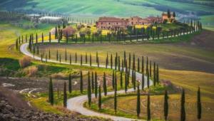 Tuscany Hd Wallpaper