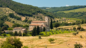 Tuscany For Desktop Background