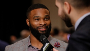 Tyron Woodley Hd Wallpaper