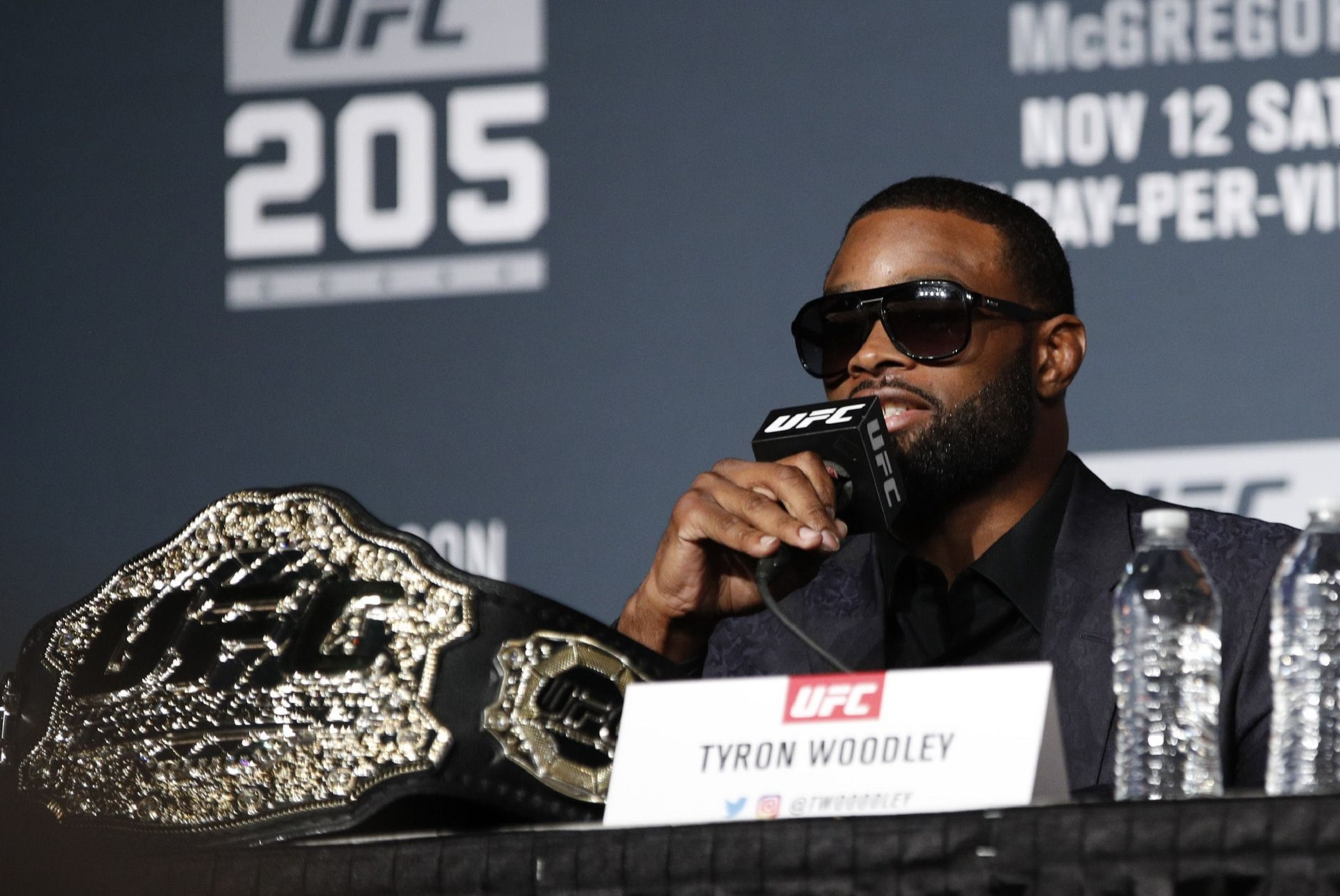 Tyron Woodley Wallpapers Hd