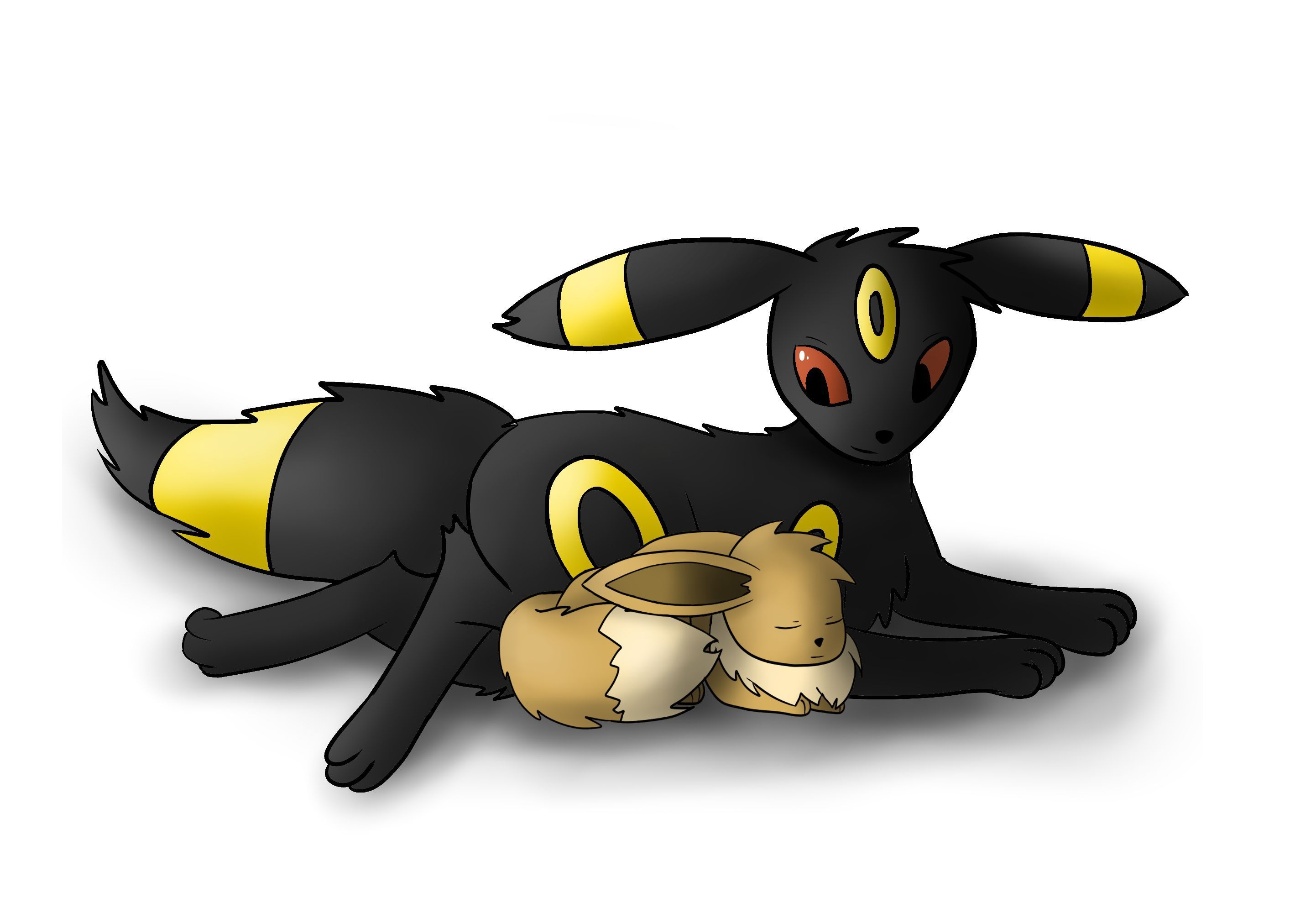Umbreon Widescreen