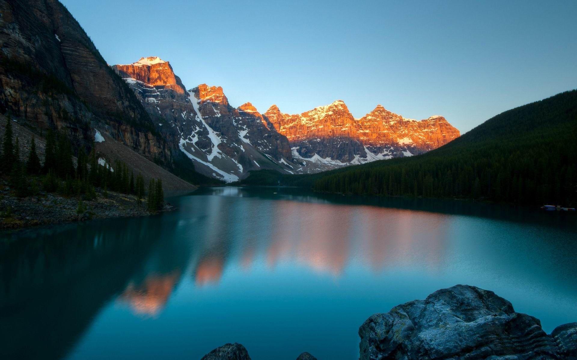 Valley Of Ten Peaks Full Hd