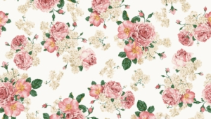 Vintage Flowers High Definition