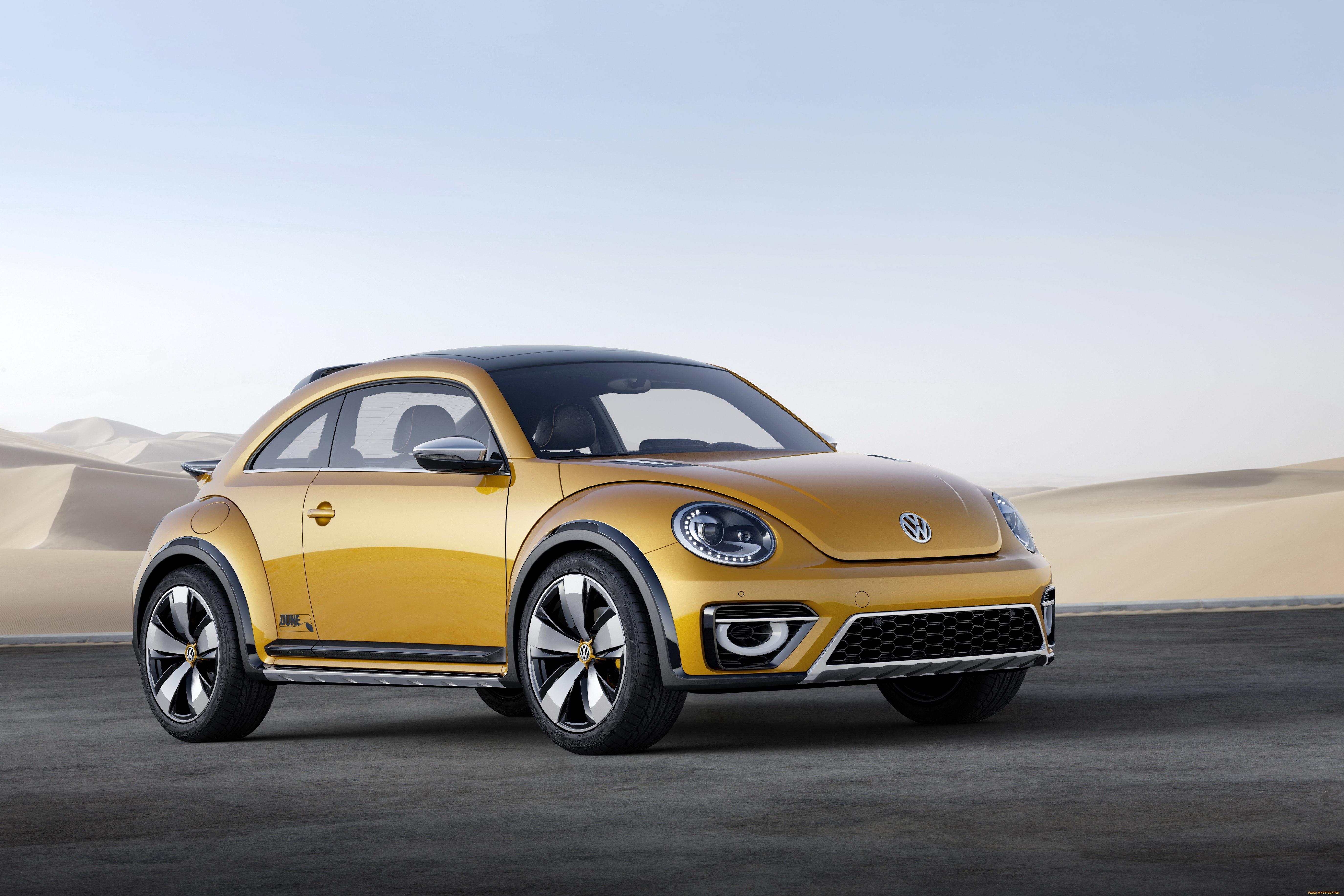 Volkswagen Beetle Computer Wallpaper