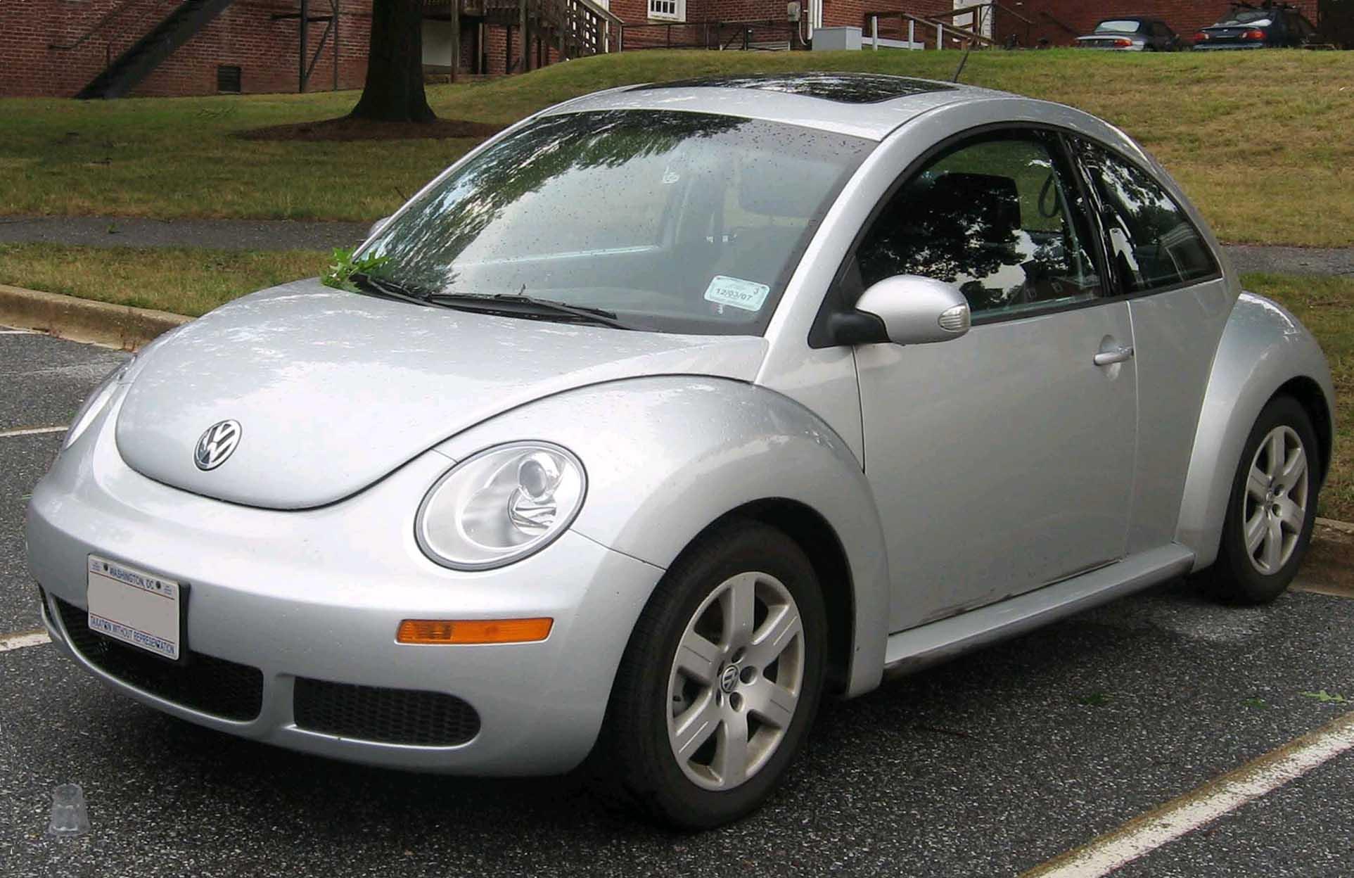 Volkswagen Beetle Wallpapers Hq