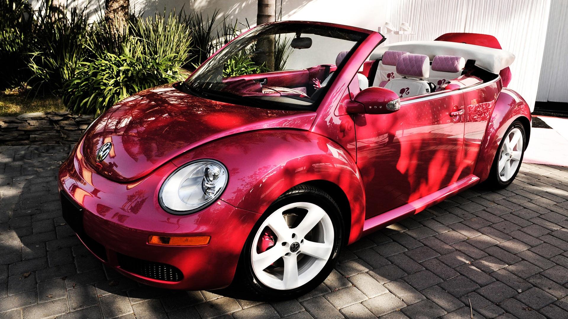 Volkswagen Beetle Widescreen