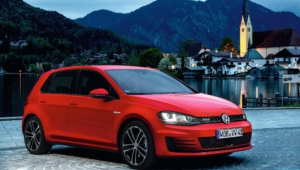 Volkswagen Golf 4k