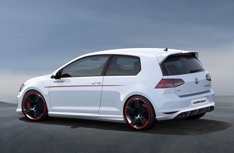 Volkswagen Golf Background