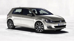 Volkswagen Golf Desktop Images