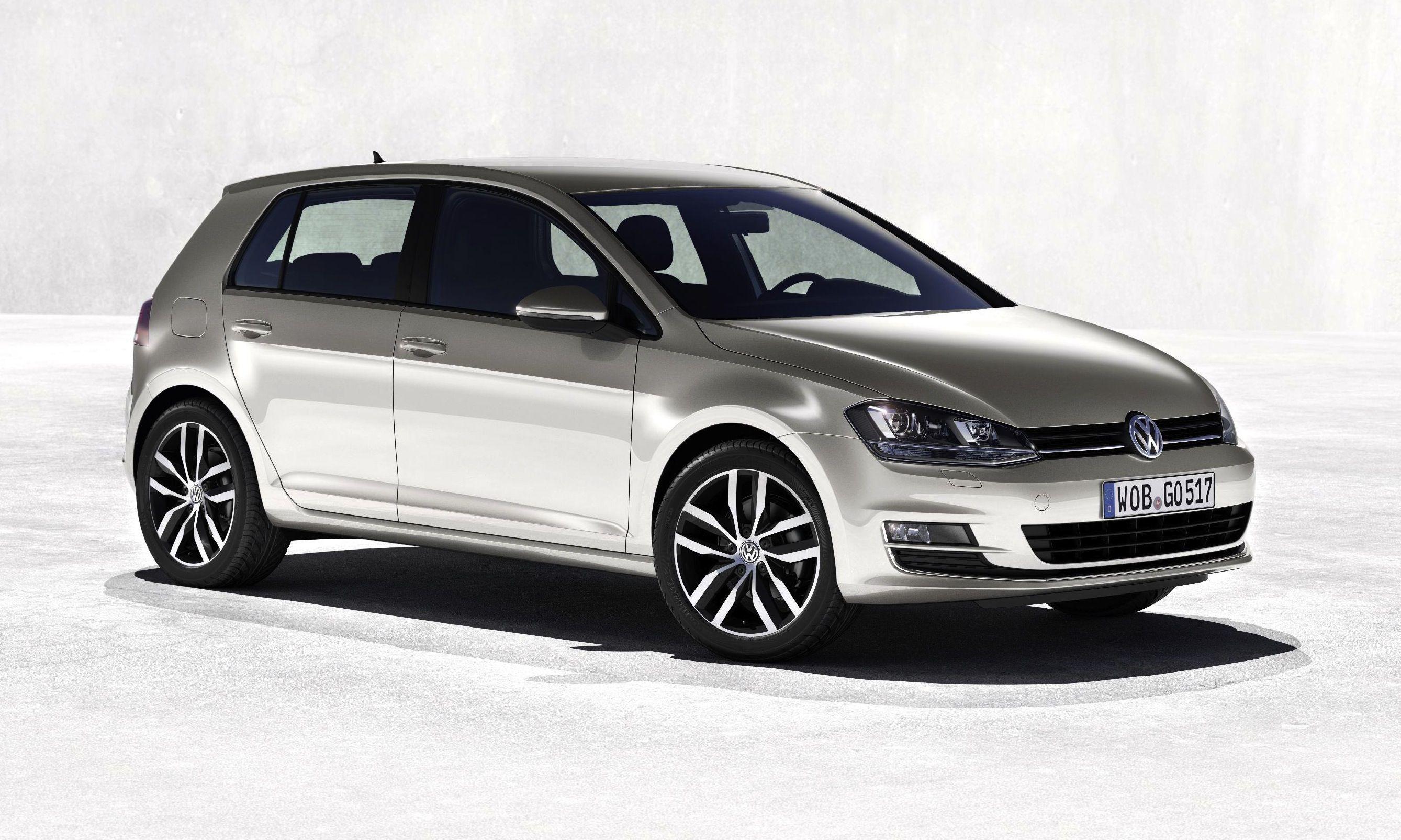 Volkswagen Golf Desktop Images