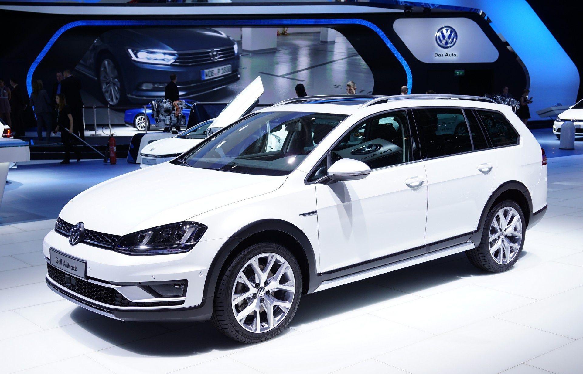 Volkswagen Golf Desktop
