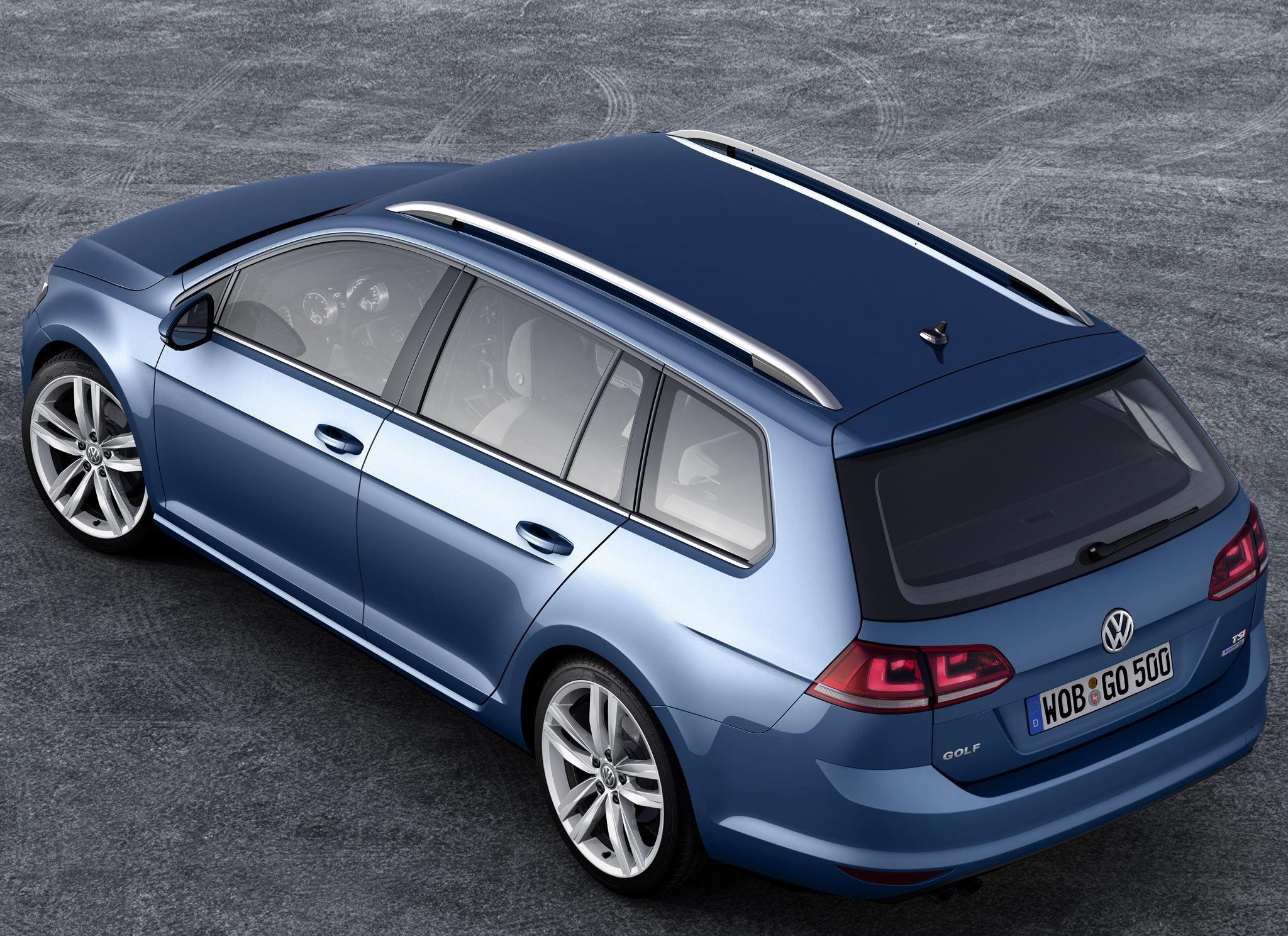 Volkswagen Golf Hd Background