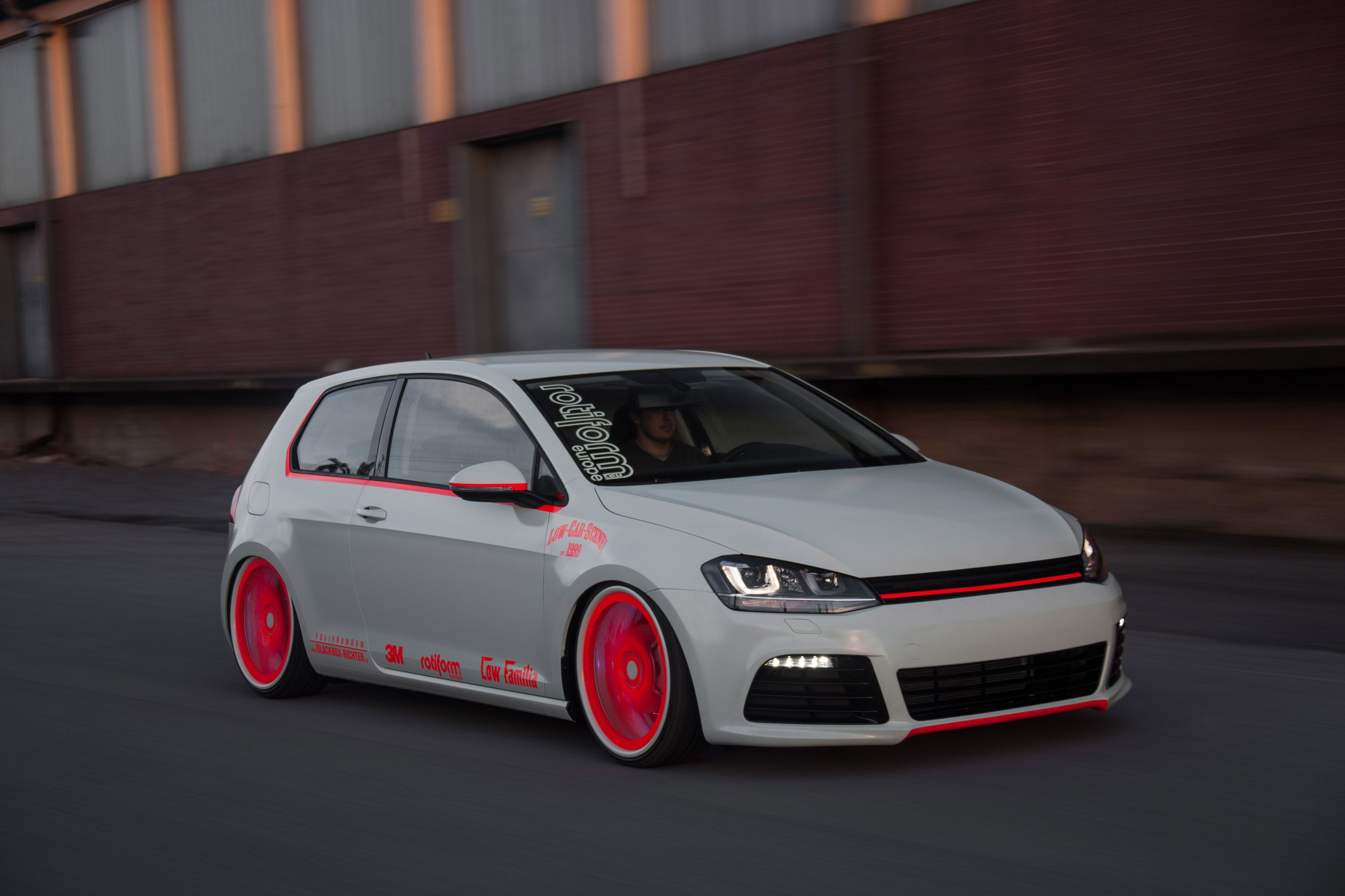 Volkswagen Golf High Quality Wallpapers