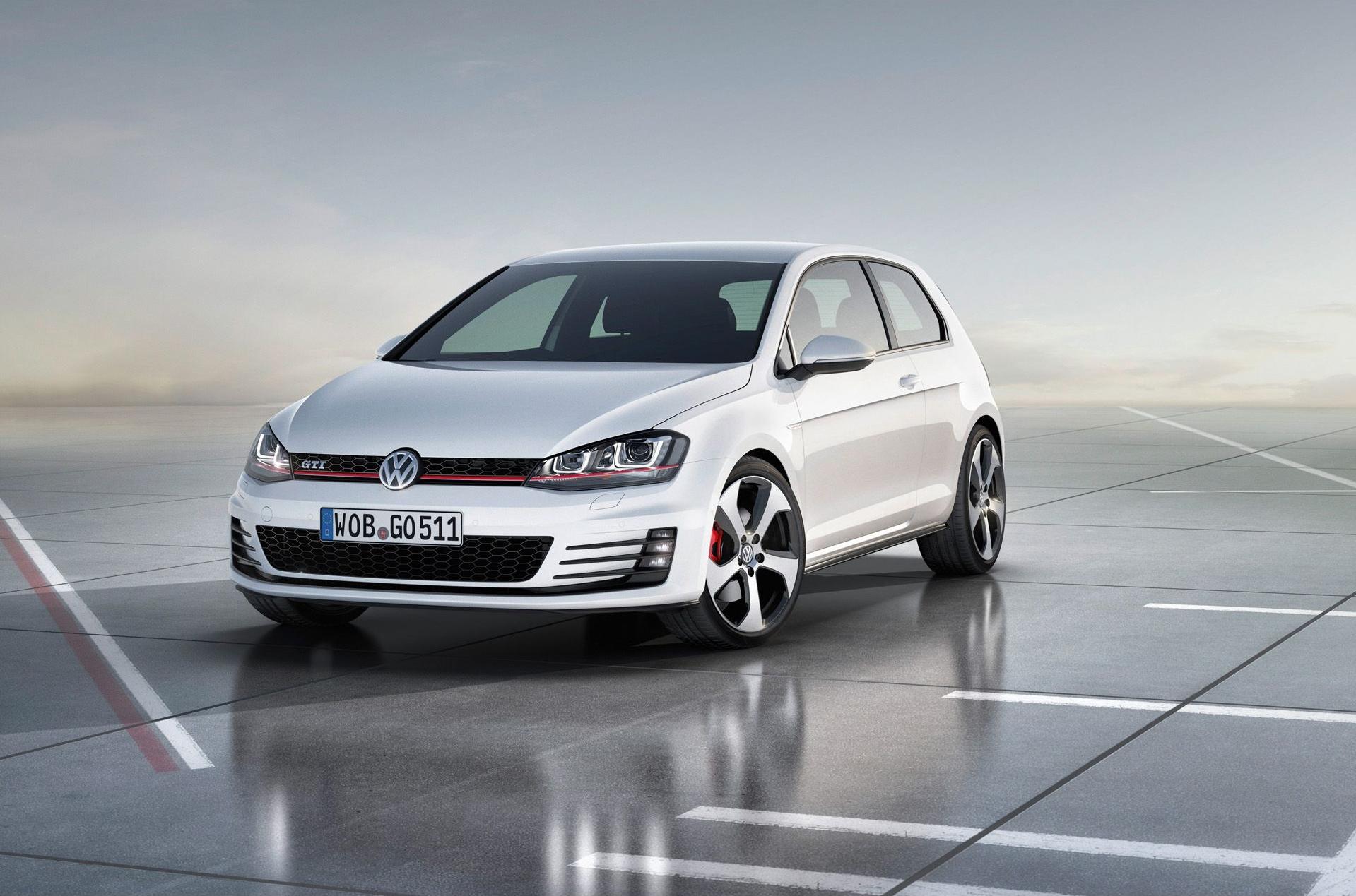 Volkswagen Golf Wallpapers Hd