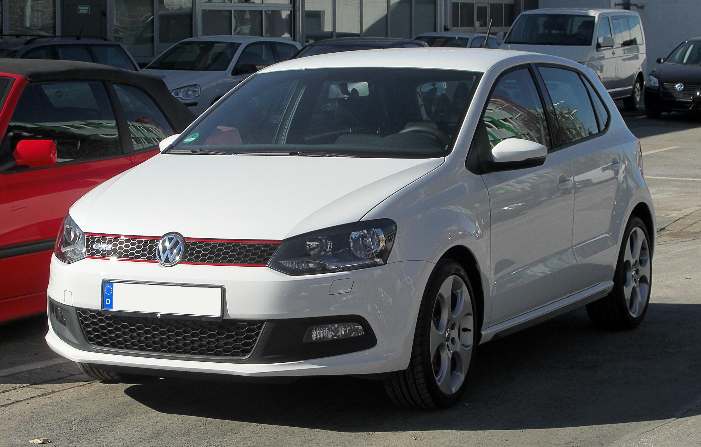 Volkswagen Polo Computer Backgrounds