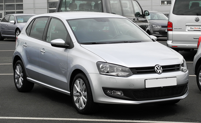 Volkswagen Polo Hd Desktop
