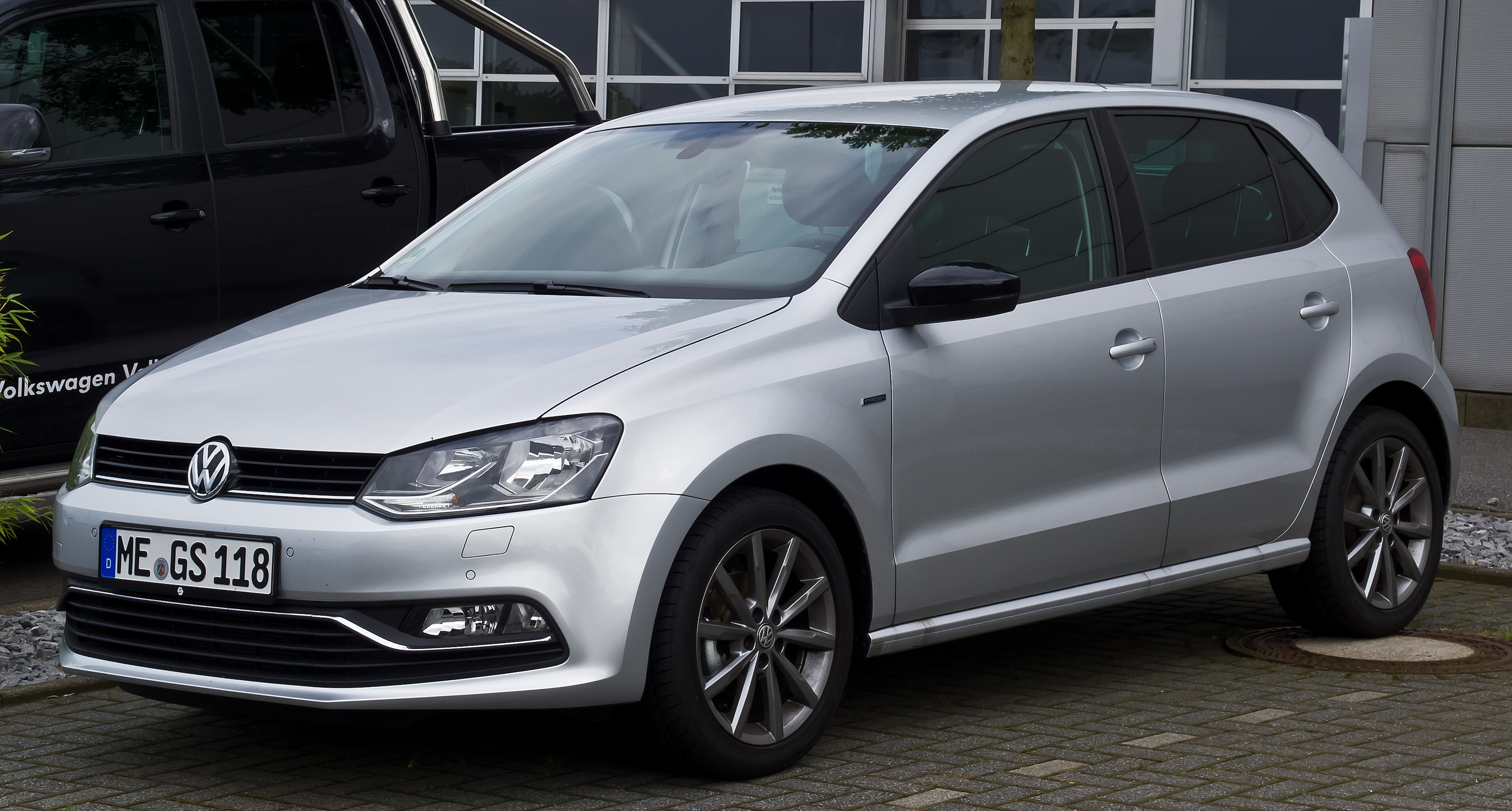 Volkswagen Polo Wallpapers Hq