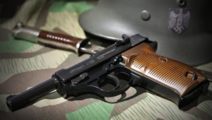 Walther P 38 Hd Wallpaper