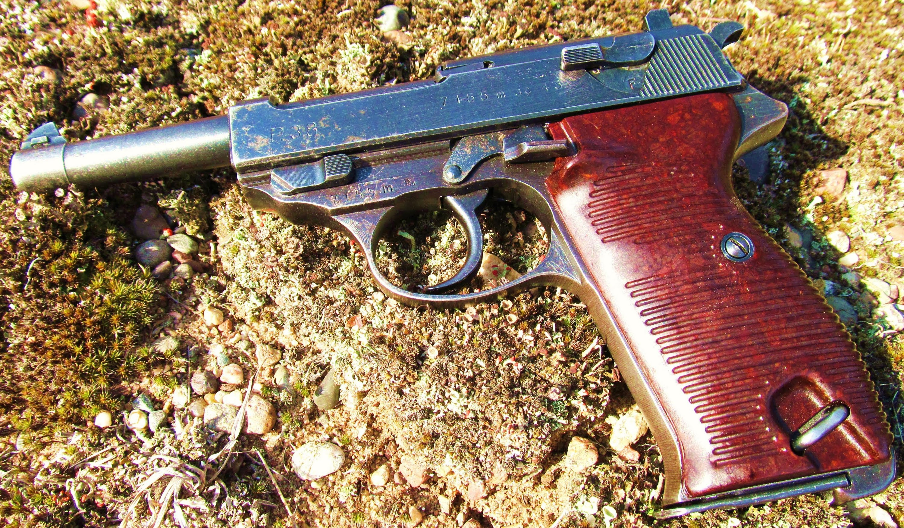Walther P 38 Hd