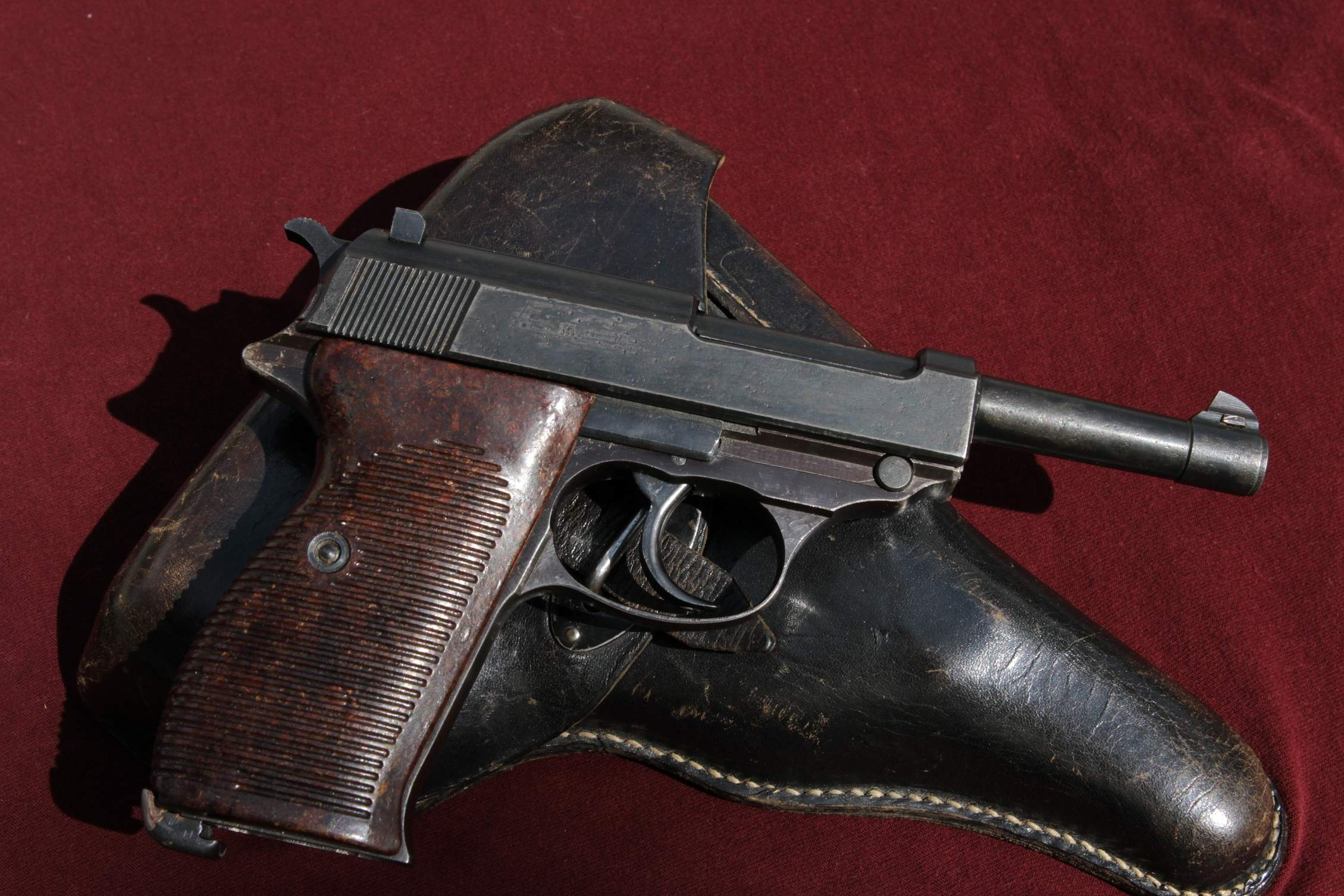 Walther P 38 High Definition
