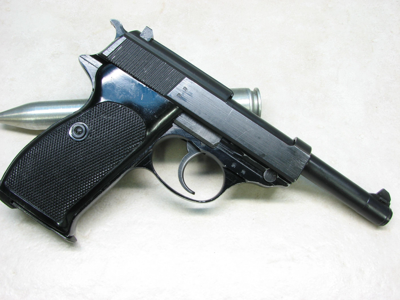 Walther P 38 Photos