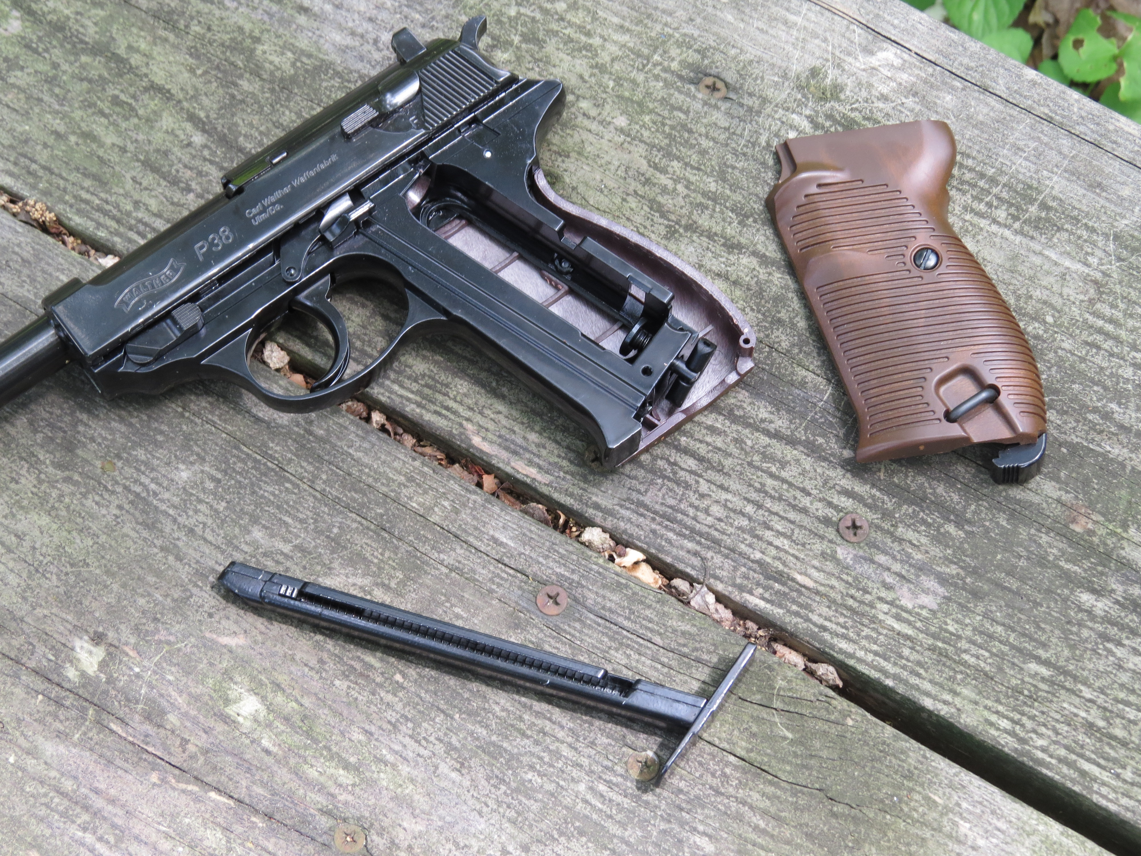 Walther P 38 Wallpapers And Backgrounds