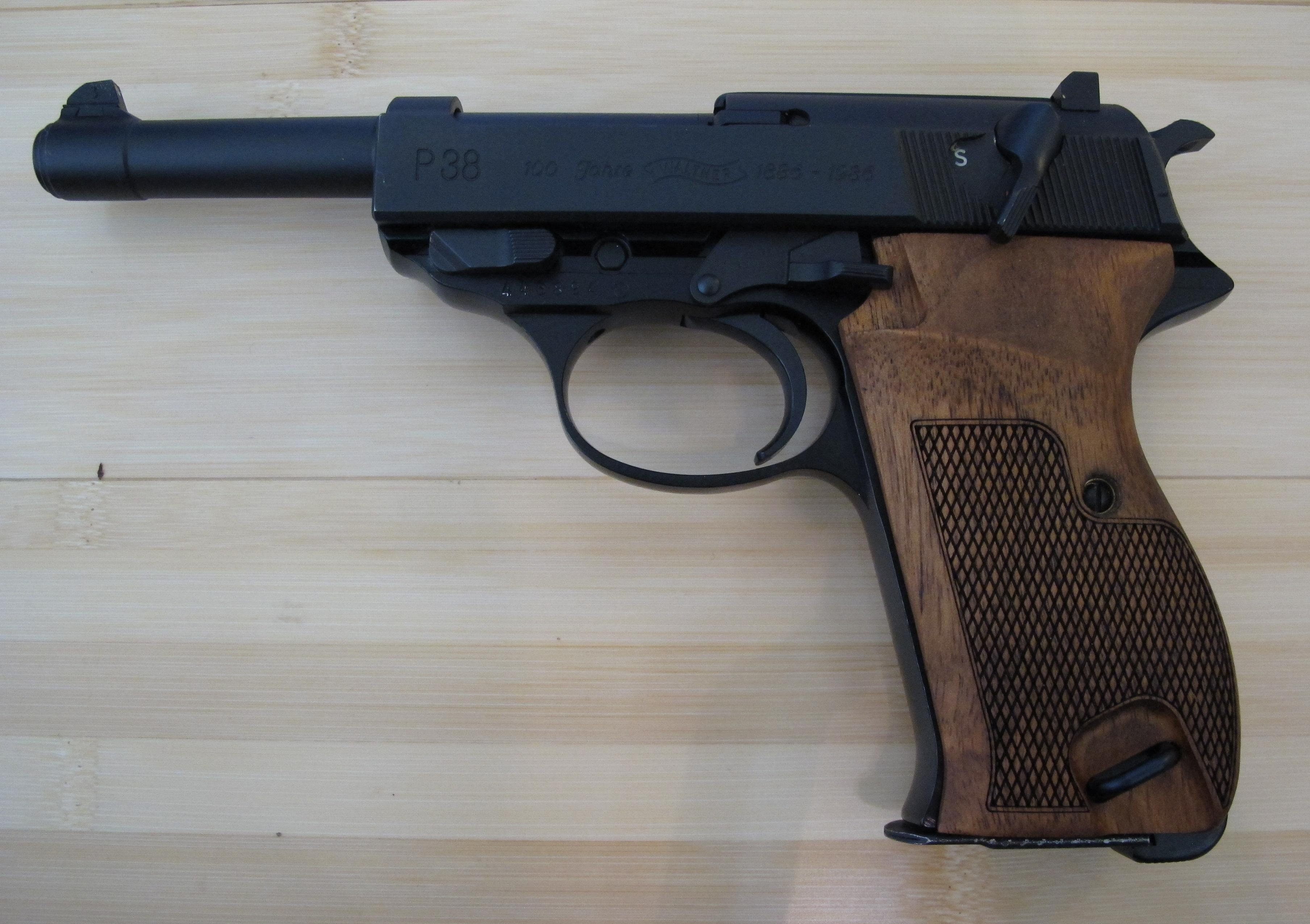 Walther P 38 For Desktop Background