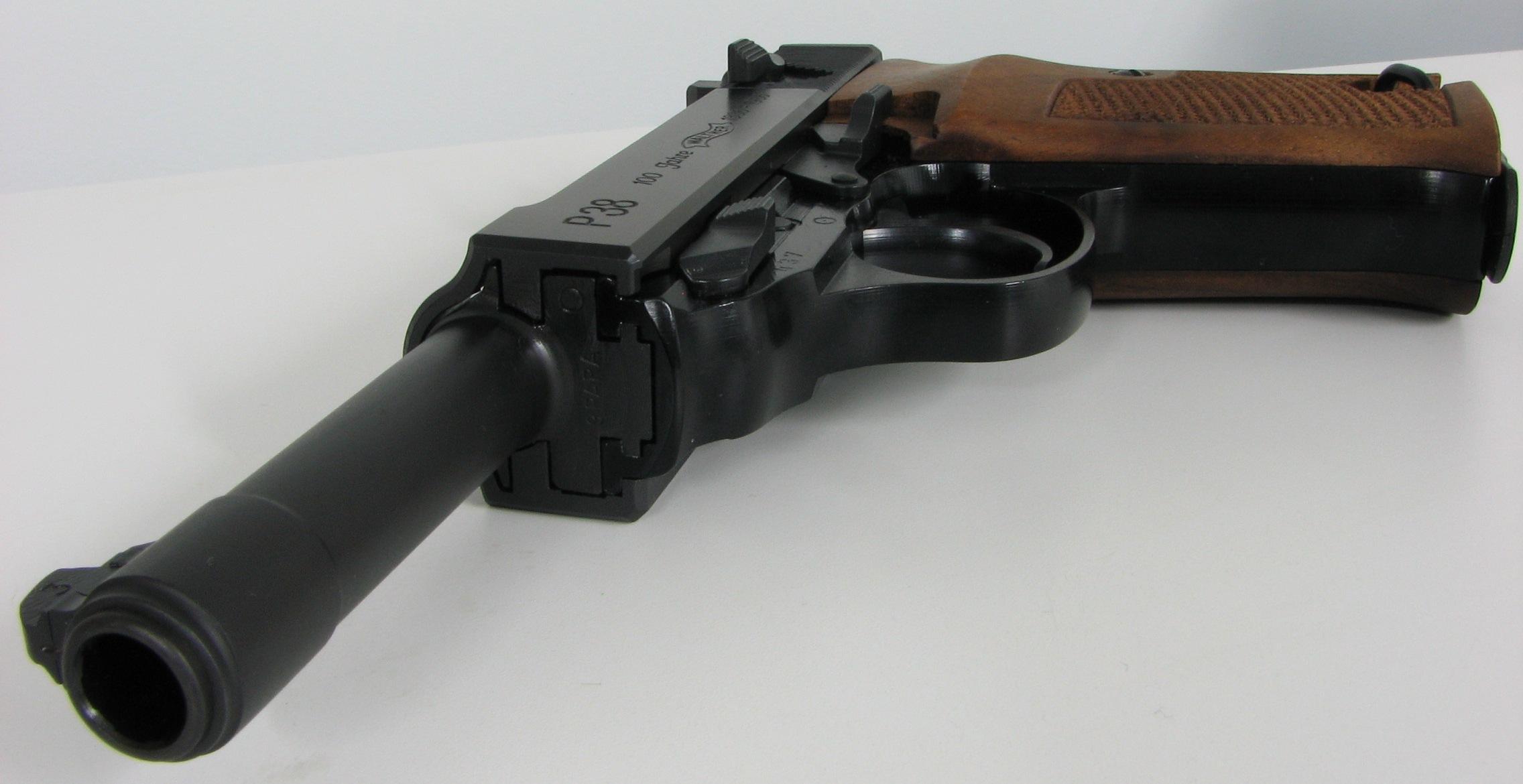 Walther P 38 Full Hd